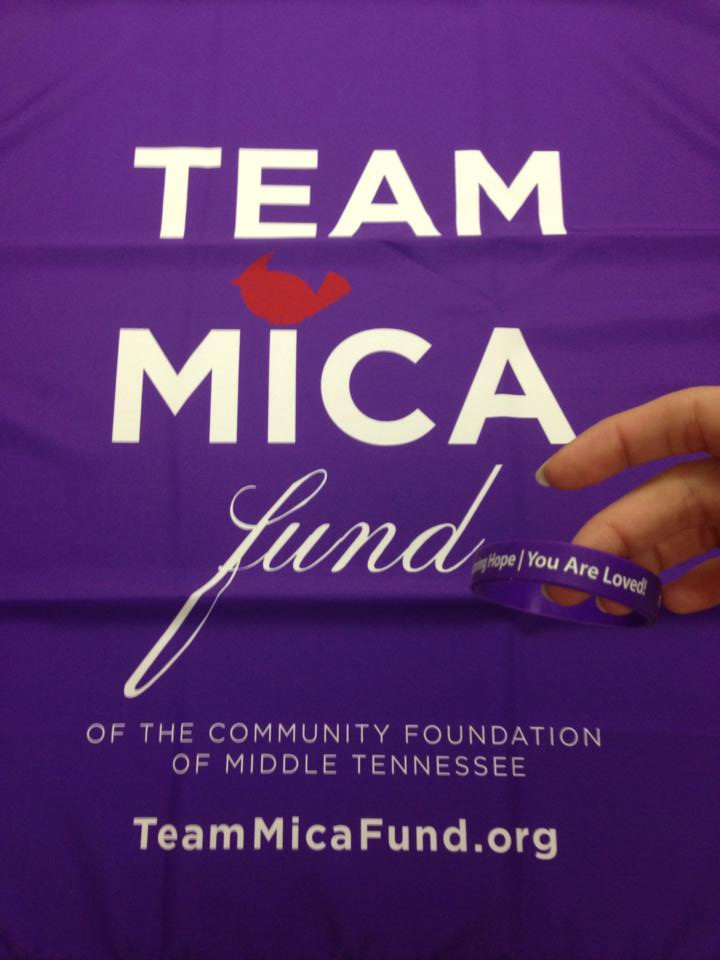 Team Mica Fund   Hope Holiday Mart