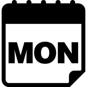 Monday quiz answers