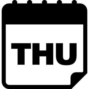 Thursday quiz answers
