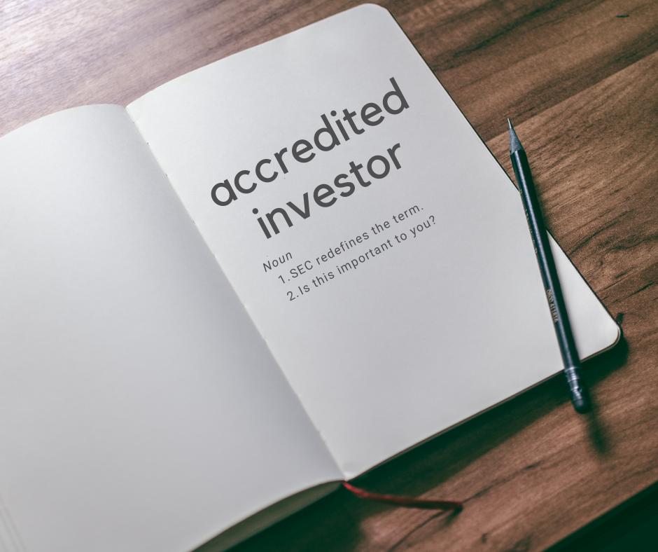 Accredited Investor - Presario Ventures