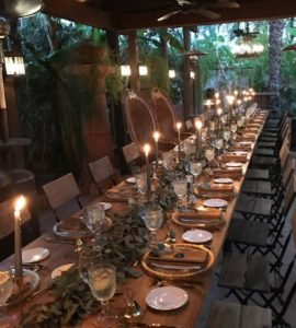 Christmas party venue party rental vacation rental property