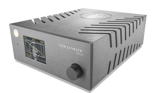 Goldnote Phono Pream;s