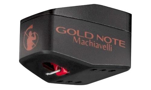 Goldnote MACHIAVELLI Red