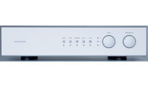 Soulution Audio 750 Phono Preamplifier