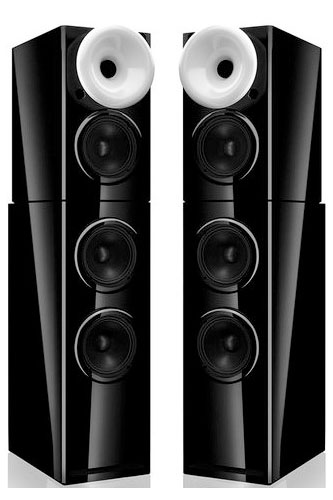 Stein Music HighLine S Bookshelf Speakers with Bass Extension