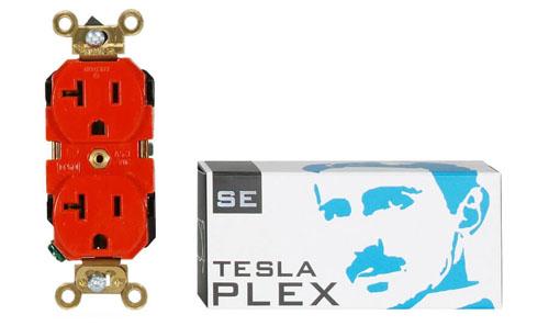 Synergistic Research Tesla Plex SE Duplex Outlet