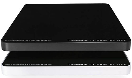 Synergistic Research Tranquility Base UEF XL Isolation Platform