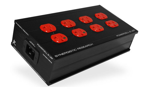 Synergistic Research PowerCell 8 UEF Power Conditioner