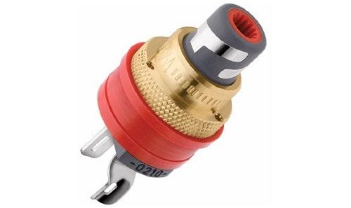 WBT 0210Ag Ms RCA Type Socket