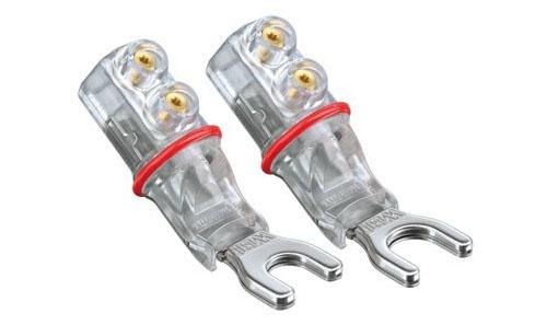 WBT 0661/0681Ag Spade Speaker Connectors