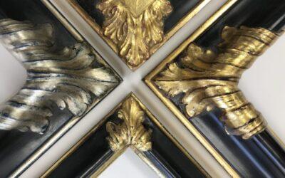 Closed Corner Frames, The Epitome of Custom Craftsmanship