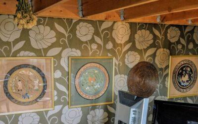 Custom Framed Tapestries