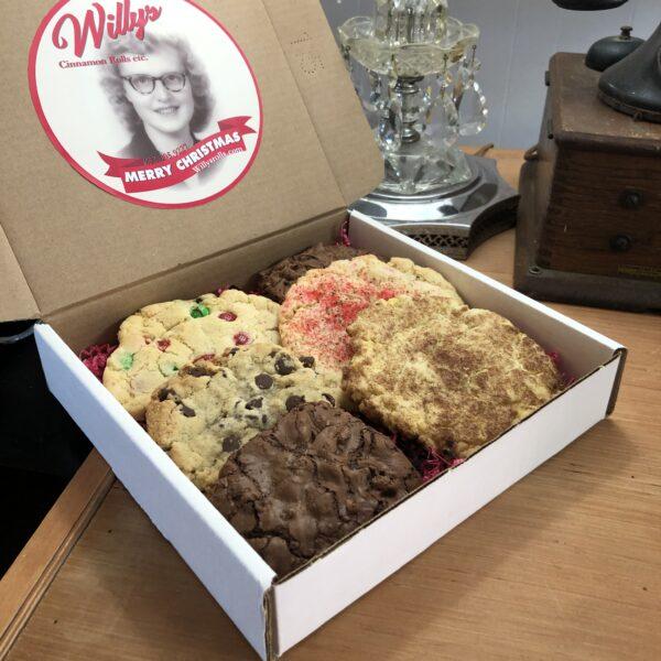 Cookies Delivered