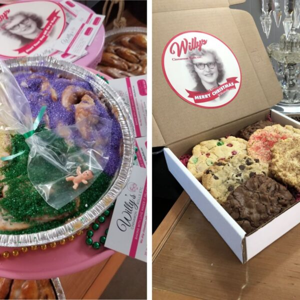 Mardis Gras King Cake