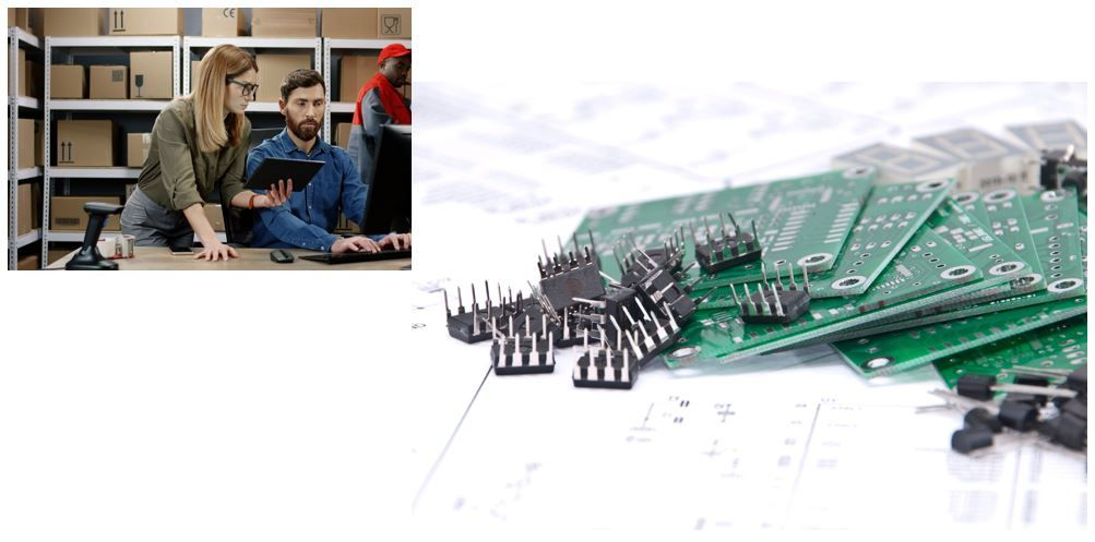 Electronic Component Kitting