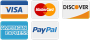 Orkopina Cleaning accepts all major credit cards