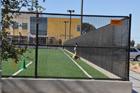 chain-link-school-fencing
