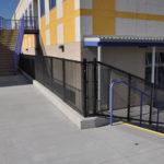 school-stair-railing