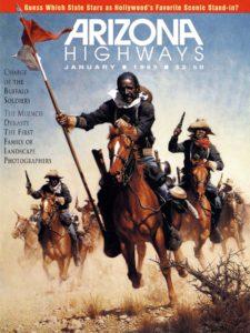 AZ Highways Jan 1995