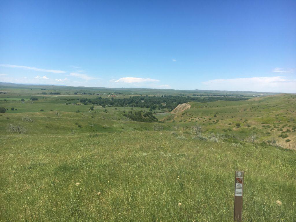 Little Bighorn Valley