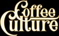 Coffee Culture Truck Logo