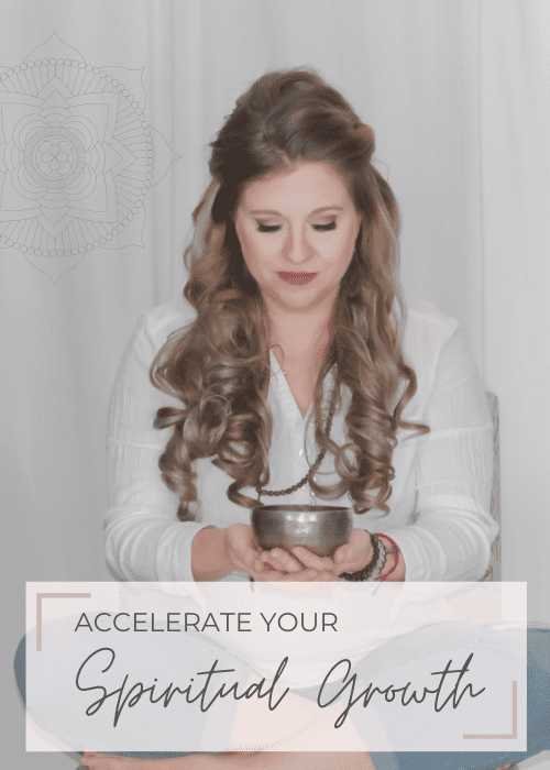 accelerate your spiritual and personal growth for moms