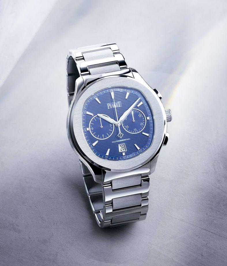 piaget-polo-s-chronograph-azul