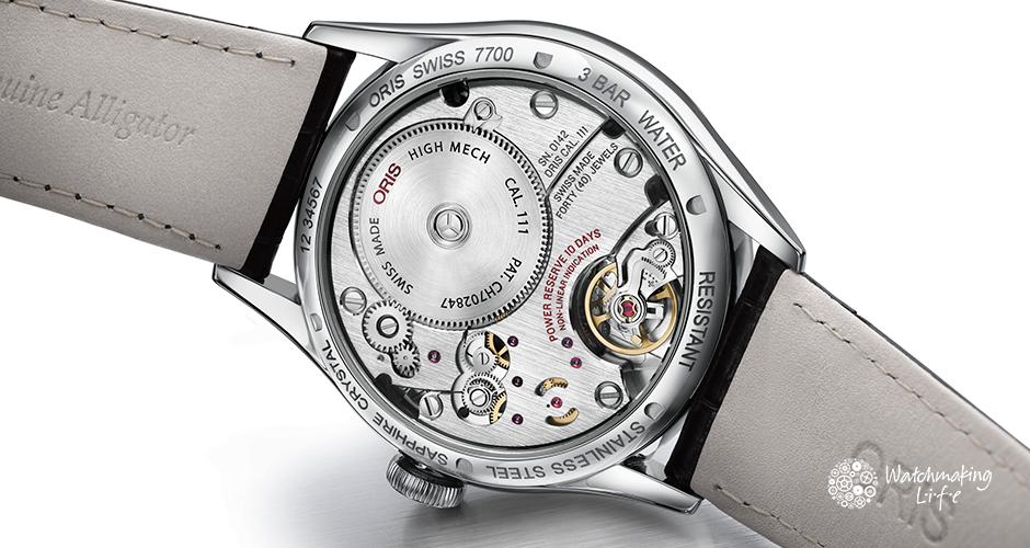 reloj manual y automático
