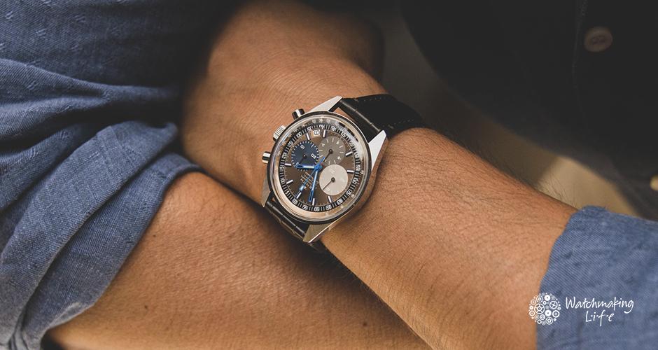 Un reloj para coleccionistas Zenith, Primero A386 Revival