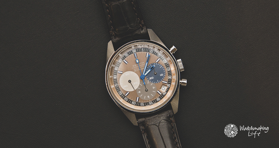 Un reloj para coleccionistas Zenith