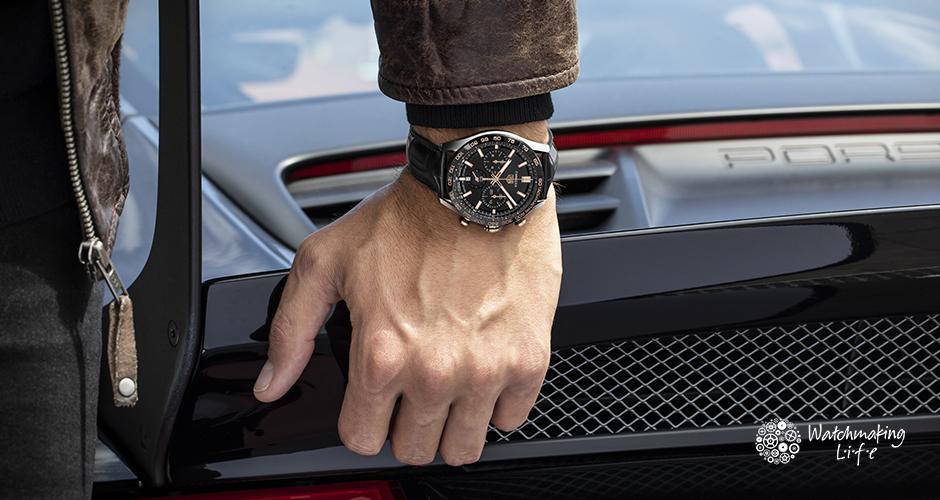 Relojes y autos