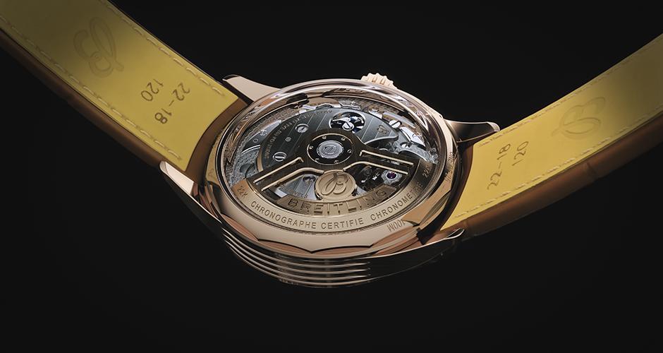 Breitling y Bentley crean magia relojera