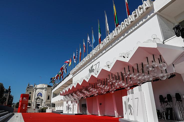 Cartier en el Festival Internacional de Cine de Venecia
