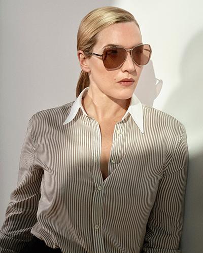 Kate Winslet embajadora Longines