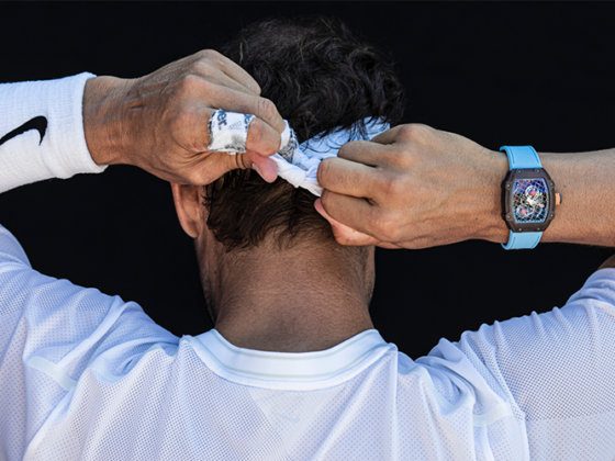 Relojes de mejores tenistas