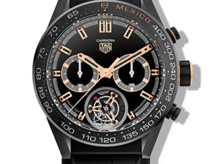 Relojes suizos inspiración mexicana