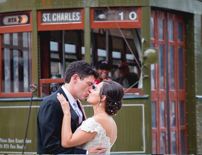 New Orleans Louisiana- Sensational Ceremonies