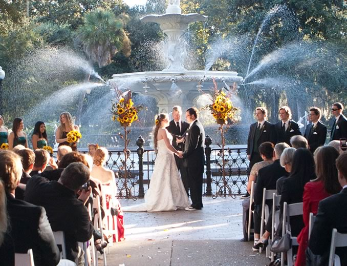 Savannah - Sensational Ceremonies