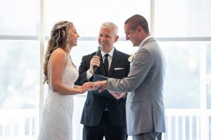 A Late April Wedding