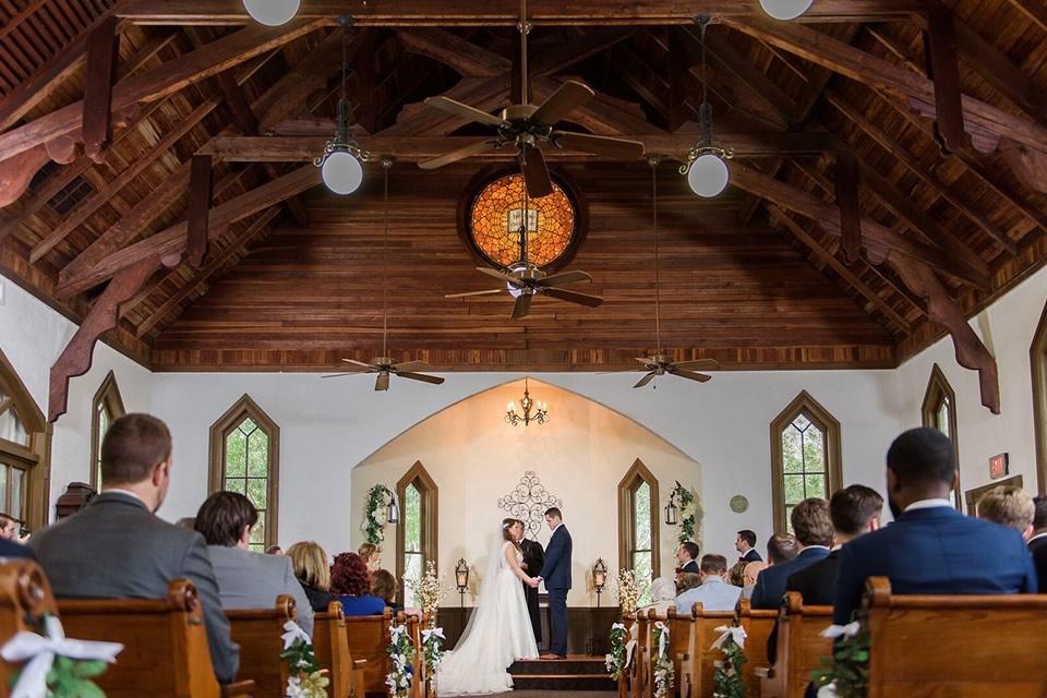 Andrews Memorial Chapel 1 - Sensational Ceremonies
