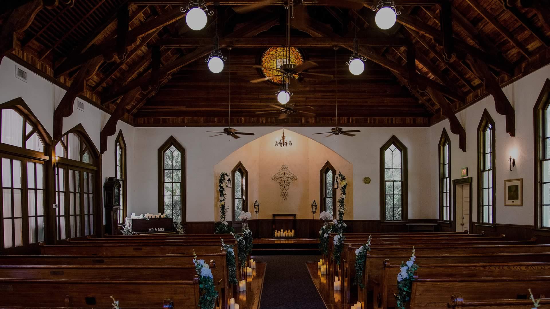 Andrews Memorial Chapel - Sensational Ceremonies