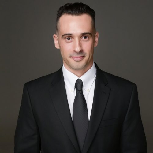 Harry Rubi - Orlando wedding officiant
