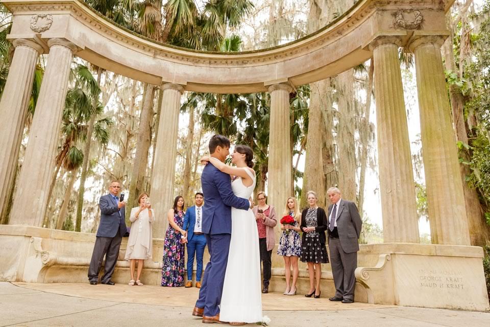 Kraft Azalea Park Wedding - Sensational Ceremonies