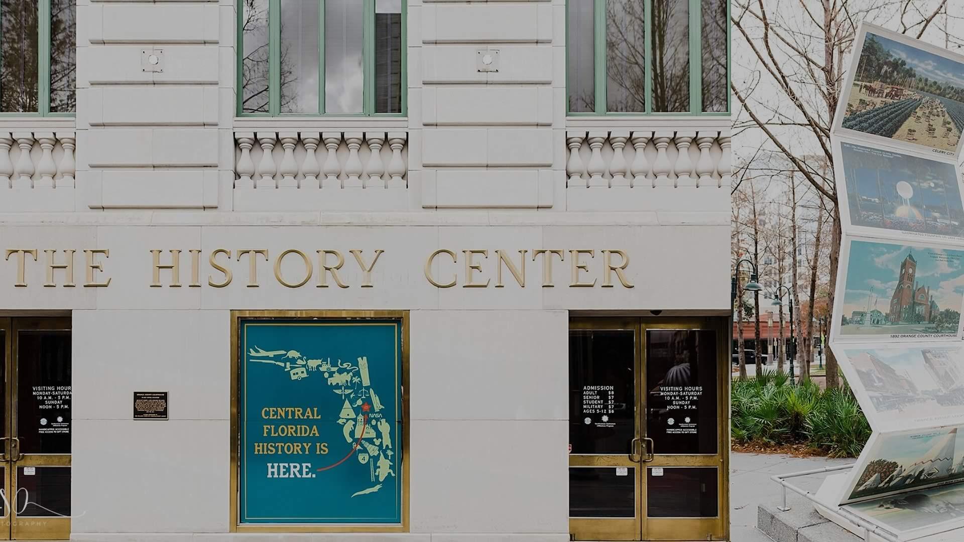 Orange County History Center 1 - Sensational Ceremonies
