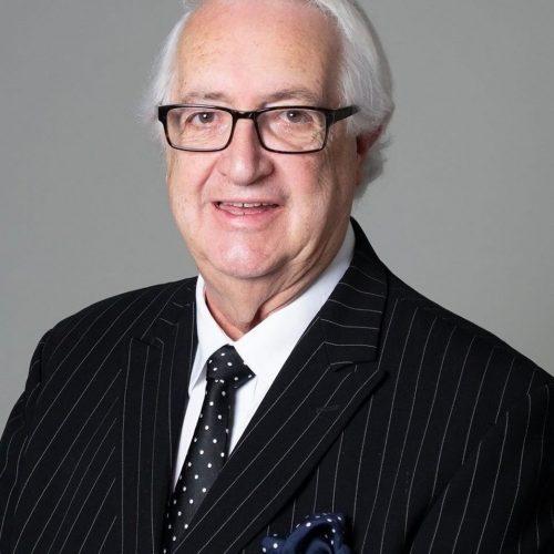 Pastor John Harris - Orlando wedding officiant