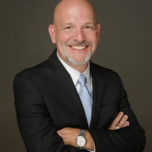 Rev Jeff Thompson -Orlando wedding officiant