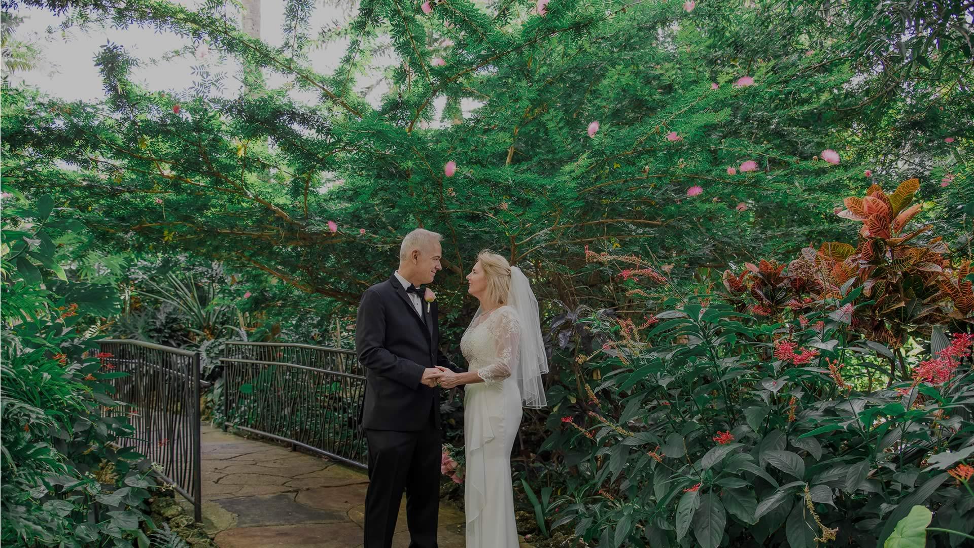 Sunken Gardens - Sensational Ceremonies