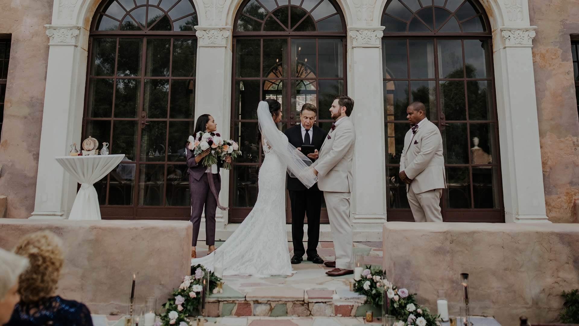 The Howey Mansion - Sensational Ceremonies