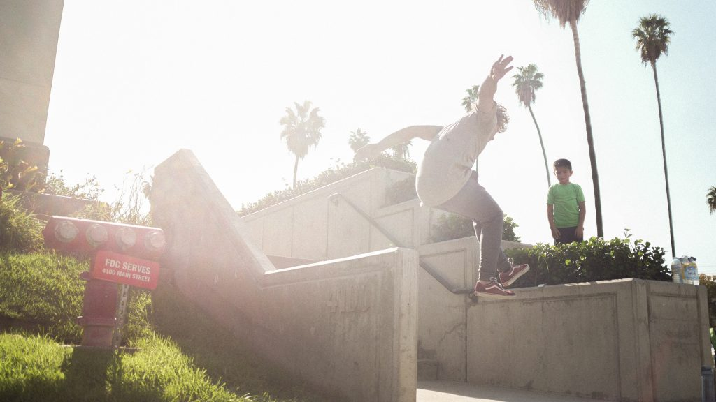teen parkour learn to move like a ninja with the collective movements
