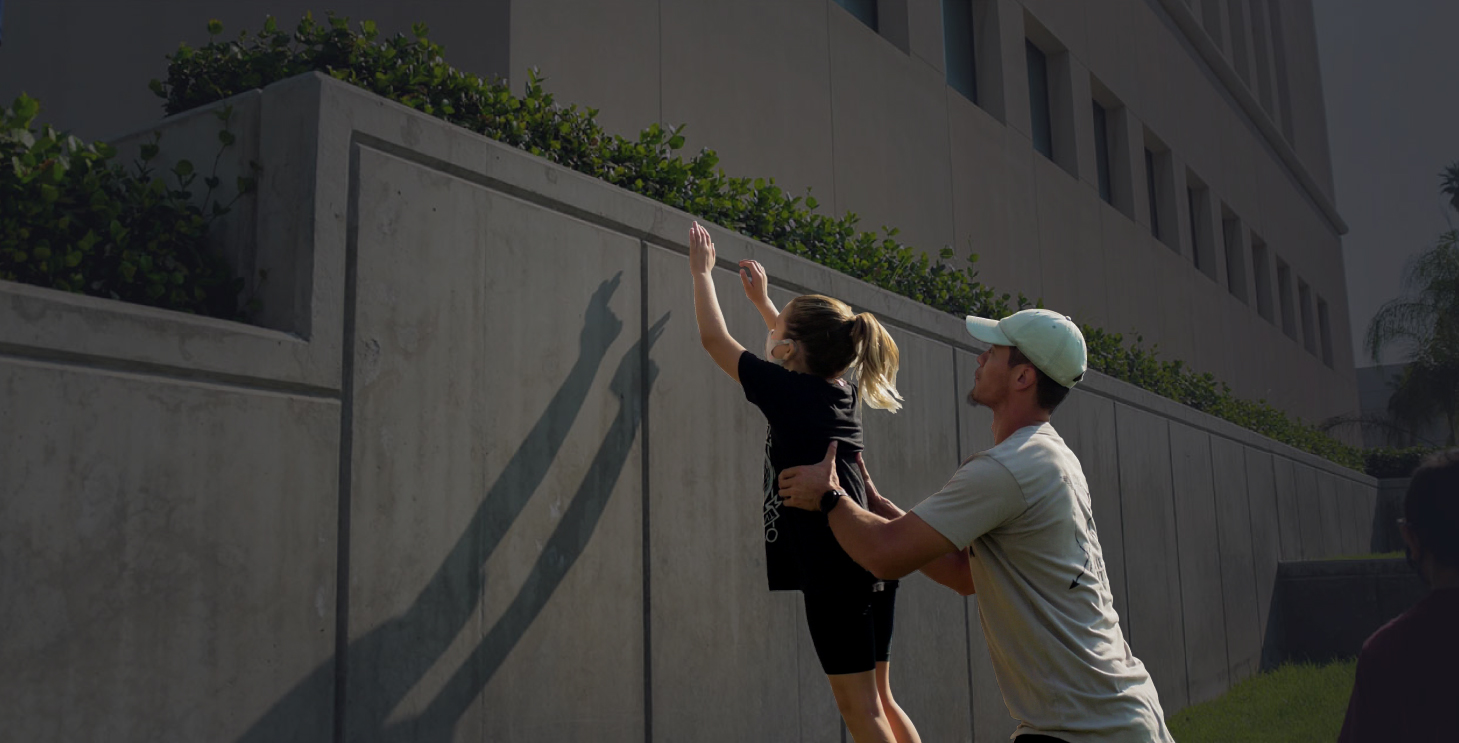 Collective Movements parkour children's class in Redlands California